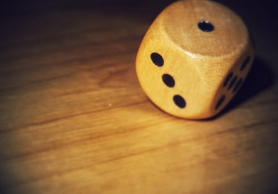 how to stop information overload in fitness - roll the dice