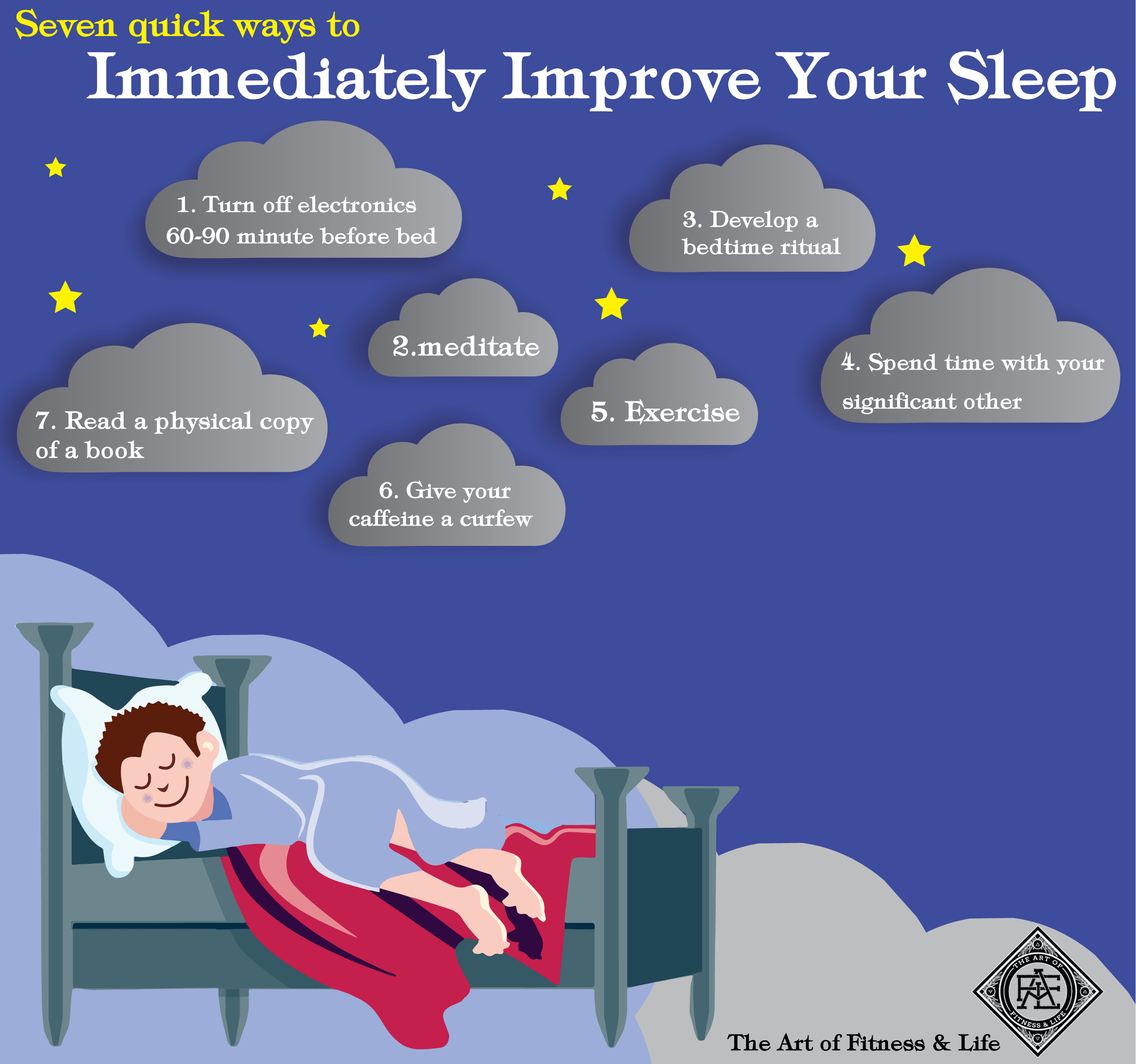 sleep infographic- sleeping in the digital age