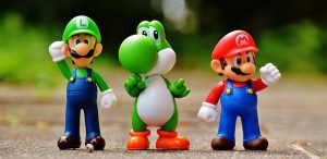 playing-mario one small exercise can change the quality of your business and health