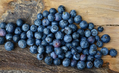 bluerberries - what are macros