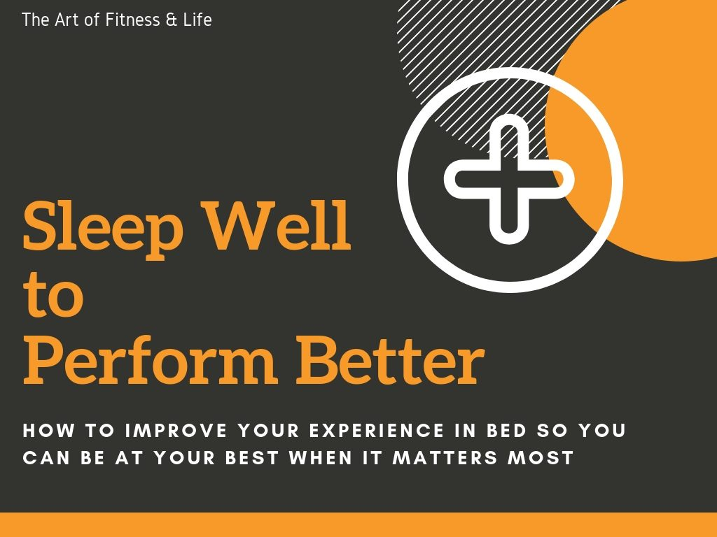 perform better in bed